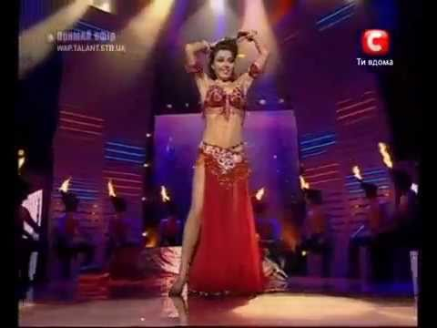 AMAZING Belly Dance by Alla Kushnir !!