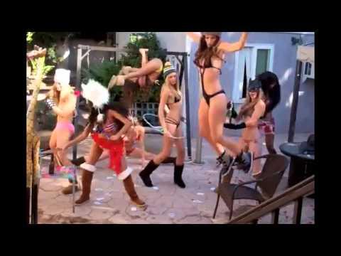 Harlem Shake Sexy Girls