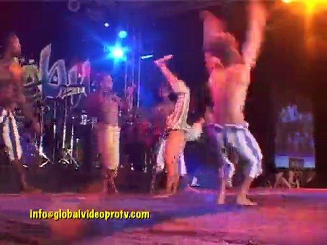 RIO, BRAZIL. 30 DANCERS PERFORM IN CEBU, PHILIPPINES
