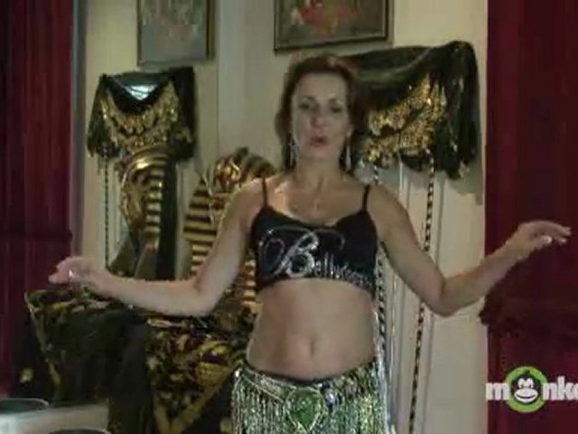 Belly Dance – Chest Movements