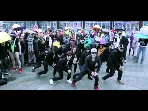Harlem Shake VS Gangnam Style OFFICIAL