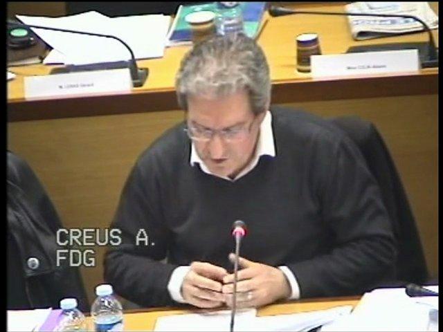 Armand Creus – SPRF deuxième volet – Avril 2011