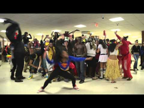 Central High School Harlem Shake!