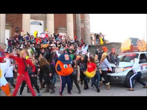 Harlem Shake Compilation February 2013 (best of)