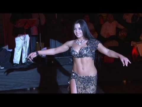 تحفة تحت الشباك – Sexy Belly Dance Alla Kushnir (Leila) – Thatil Shibbak