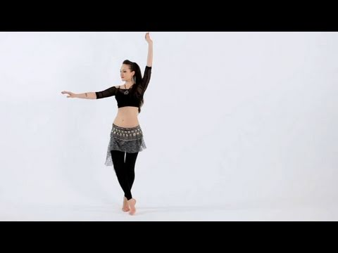Belly Dance Moves: Traveling Twist