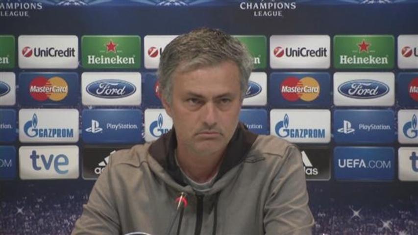 Mourinho creu que l'eliminació seria un fracàs personal