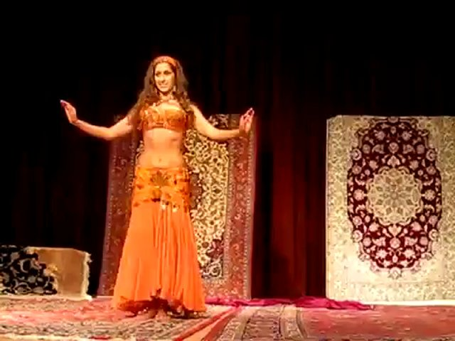 Belly Dance – Sadie- 2008