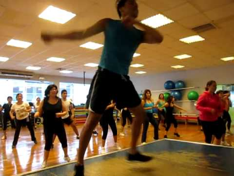 Video Danca do Creu Energym 2013 Eduardo Marruffo