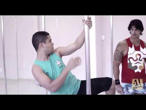 Pole Dance de baiano