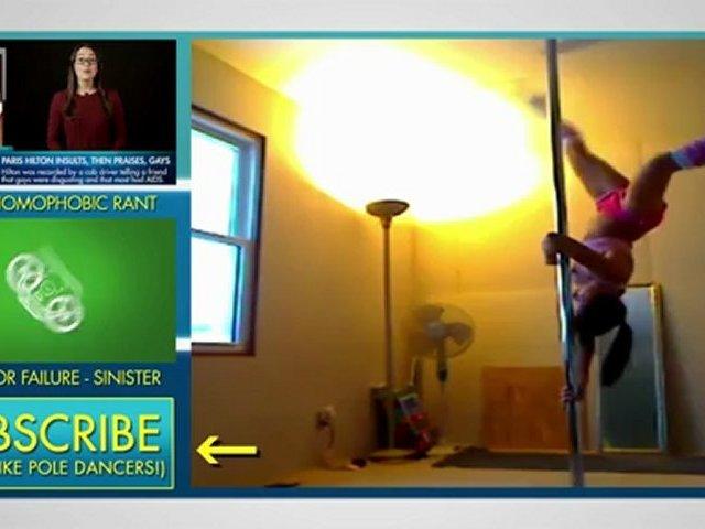 Jimmy Kimmel's Emmy Prank, Chanel Iman Pole Dances & More!