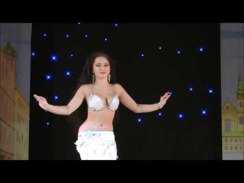 Yana Kruppa: delicious Ukrainian star of belly dance