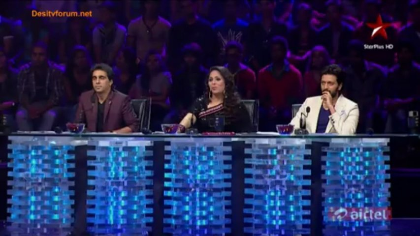 India's Dancing SuperStar 7th July 2013 Video Watch Online Pt1