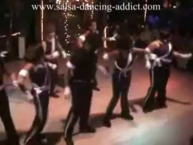 Salsa Dancing Latin Party Finale 2007