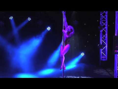 World Pole Dance 2014 – Bendy Kate – WINNING PERFORMANCE [HD]
