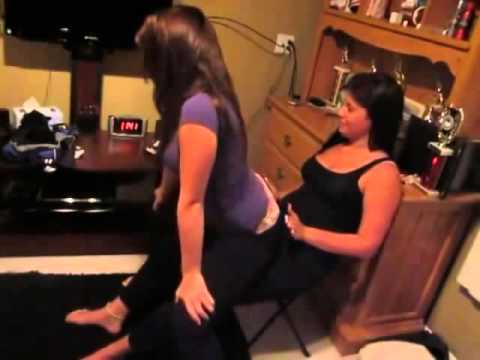Girl On Girl Lap Dance Part 2