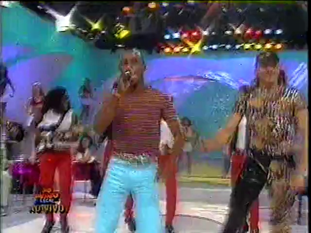 * Companhia do Pagode A Dança do ROBÔ em GuGu 1996 *