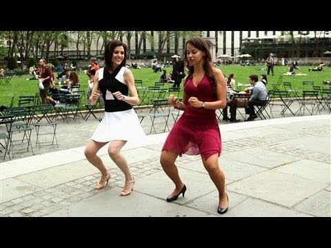 Learn Brazilian Dance for the World Cup