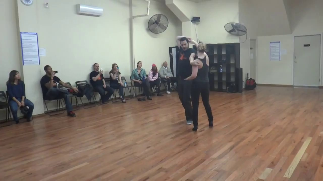 Salsa Classes in Williamsburg, NY – Nieves Latin Dance Studio