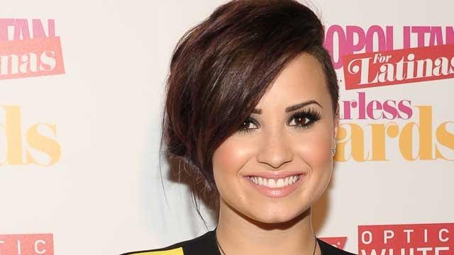 Demi Lovato Named Latina of the Year