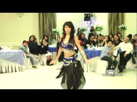 Mis 15  Años / Fernanda Garcia / Belly Dance