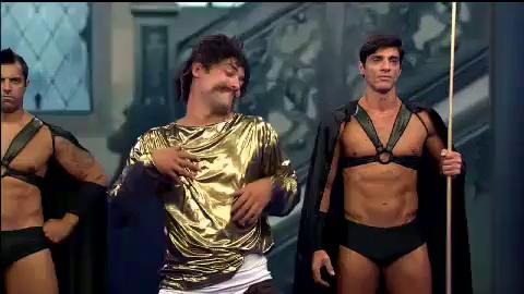 Panico na Band – Poderoso Castiga dança hit Beijinho no Ombro – 16-02-14 Completo