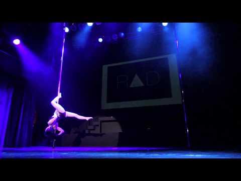 Artemis Anagnostou – Greek Pole Dance Championship 2014 Professional Division