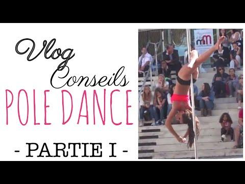 VLOG Pole dance: Je réponds à vos questions (poids, souplesse…) PART1/2