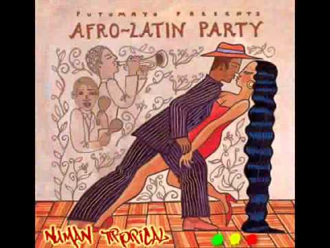 ★ ★ AFRO LATIN PARTY ★ ★