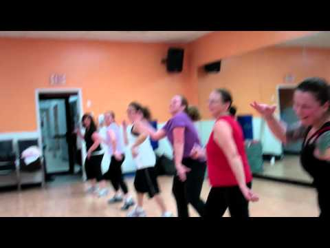 Danca do Creu Zumba Booty Battle