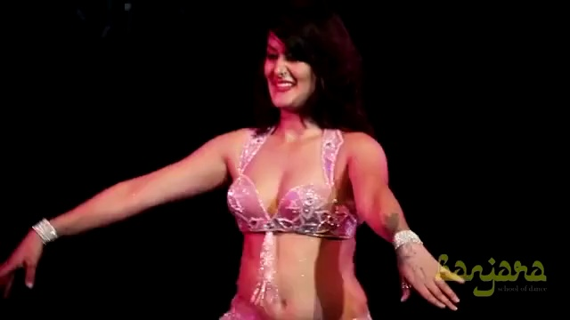 Belly dance on indian song
