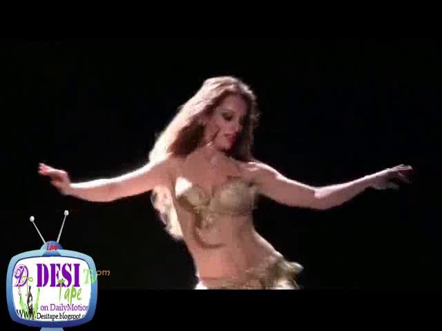 Arabic Hot Boobe Girl Belly dance with sword
