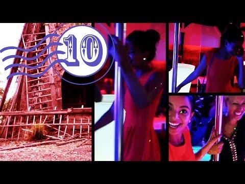 La pole dance pour les nuls – #Vlogenguadeloupe 10
