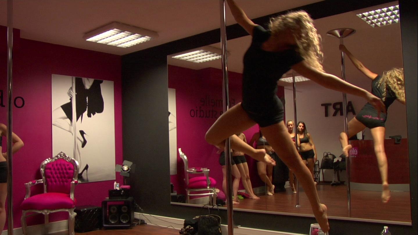 Aix : plongez dans l'univers de la Pole Dance