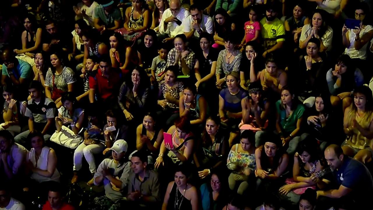 La Colombie séduite par la pole dance