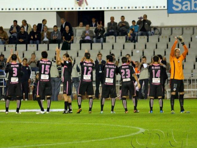 CE Sabadell – Córdoba CF Copa del Rey 17/10/2012