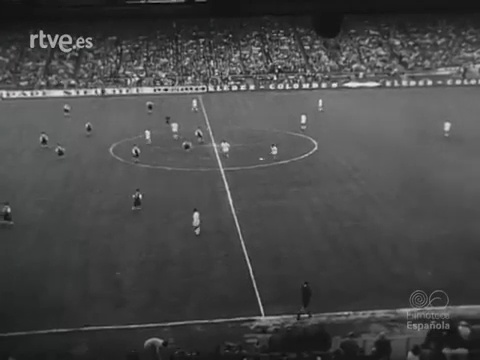 54 Copa Latina, Finale :  REIMS REAL MADRID 0-2