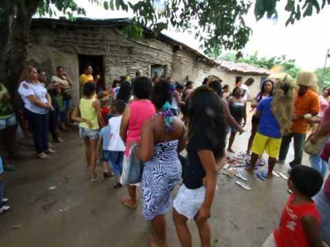 Dança do Toré – comunidade indígena de Maracanaú