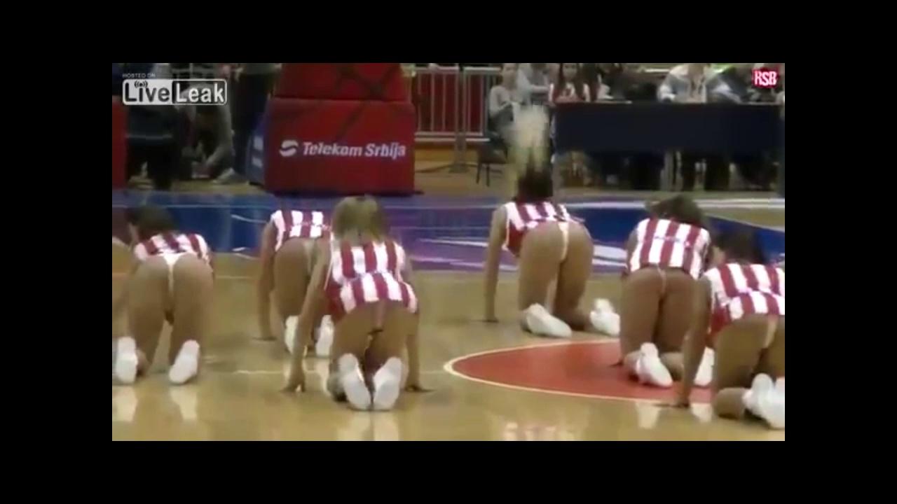 Sexy Cheerleaders The Best Dance Moves – pulse tv uncut