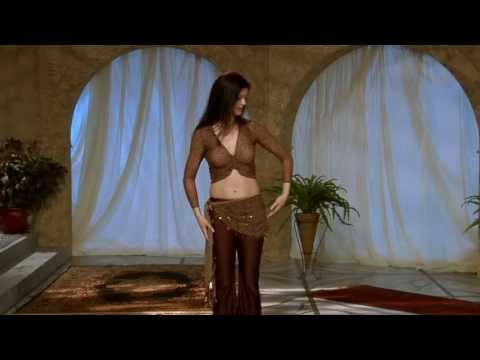 From BodyWisdom's Belly Dance For Beginners – Basic Posture, Arms and Hip Circles