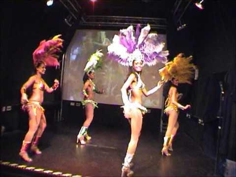 Tropicália Brazil Dance –  Samba und Dinner Show Aquarela do Brasil