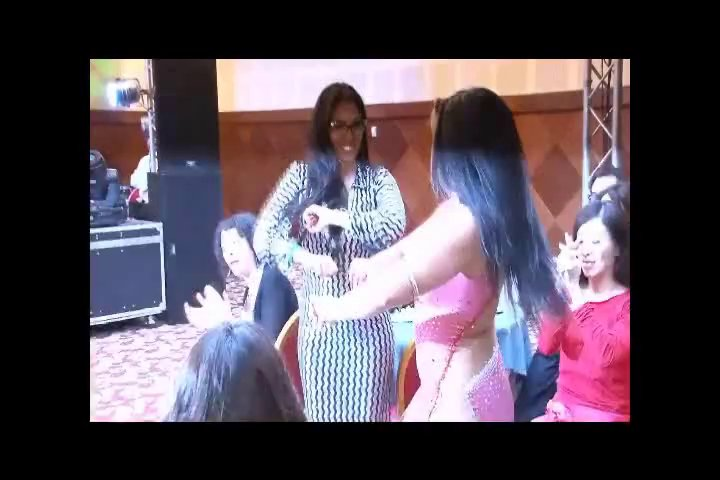 Very Hot Arabian Belly Dancer Performing On Stage By Hot Desi Video