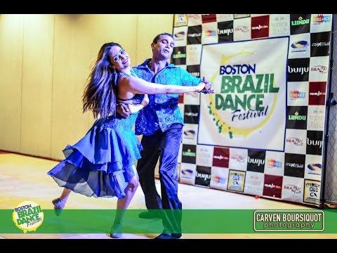 Boston Brazil Dance Festival 2014 – Monique & Lidio