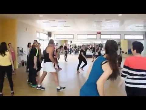 Dança do créu with Sujood Zumba® fitness ZS