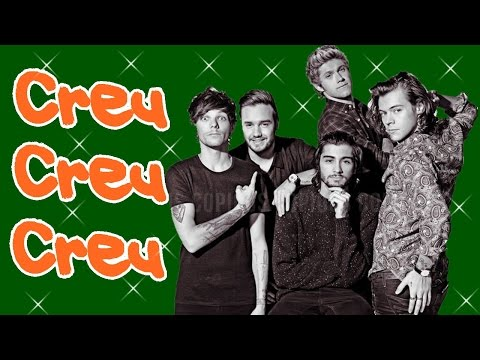 One Direction – Dança do Creu