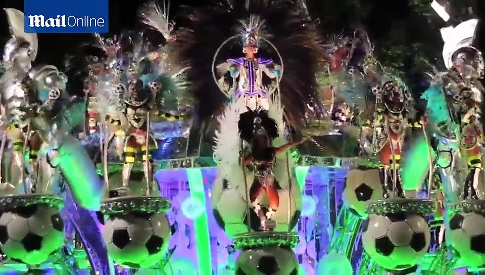 Rio – Carnival – 2015 – Brazil