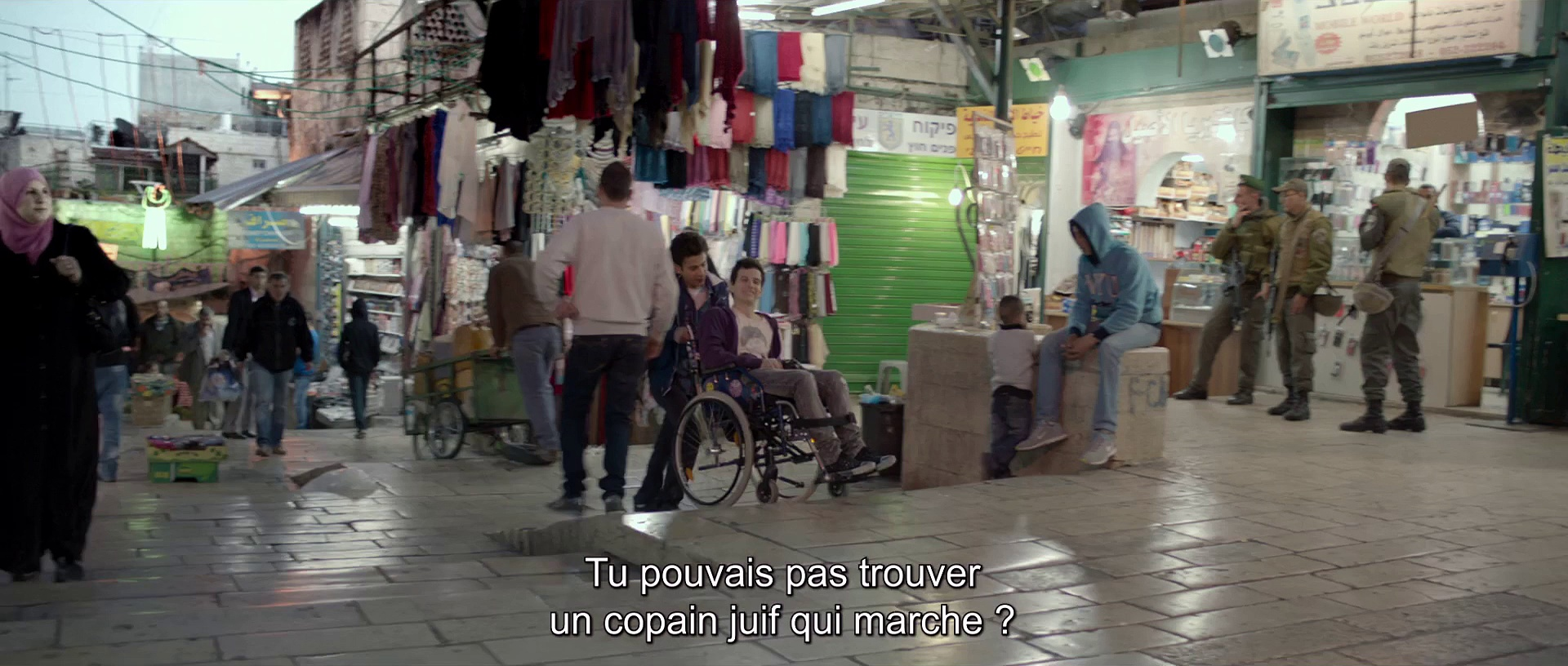 Dancing Arabs / Mon Fils (2015) – Arabic Trailer (french subtitles)