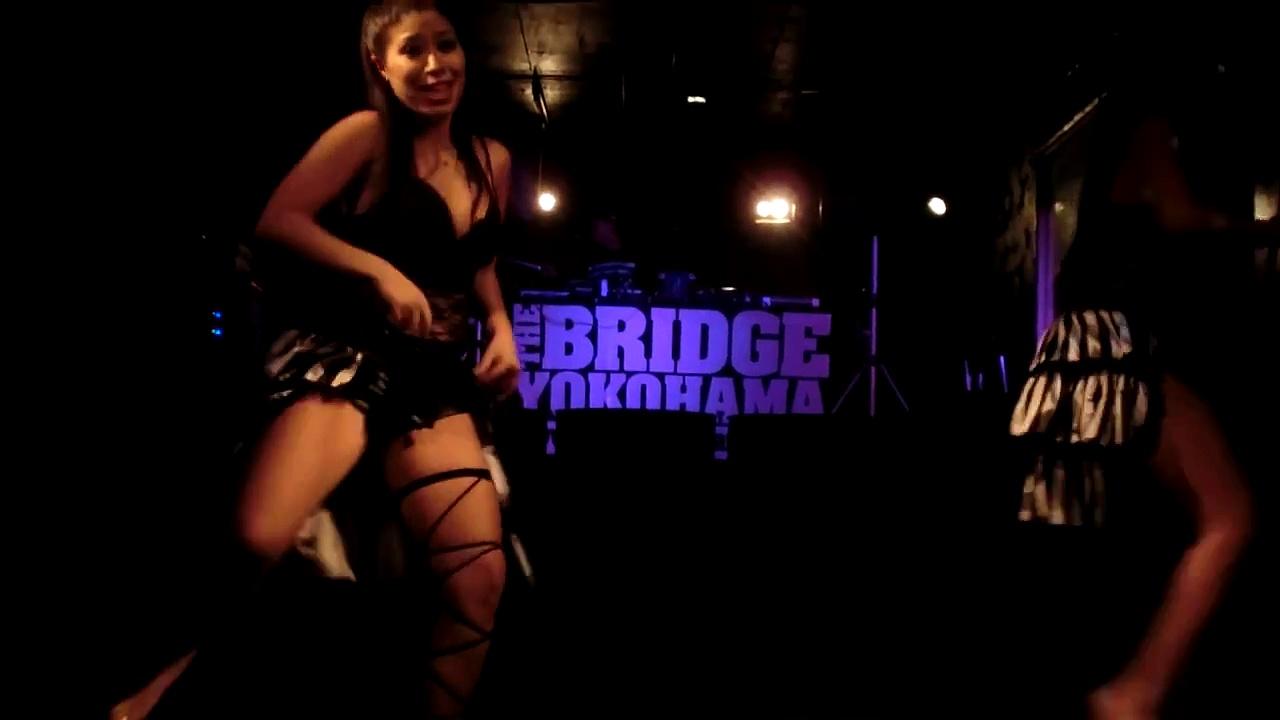 Latin Dance Show by Japanese Hot Girls Salsa Reggaeton 2014