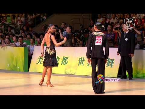 2013 World Youth Latin | The Final Reel