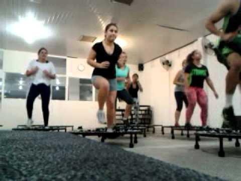 Dança do Créu no Jump – Professor Jeferson